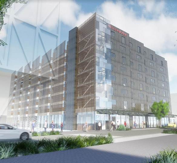 New Travelodge Hotel Auckland to open 2020